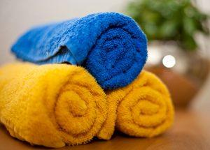 Bild Handtücher